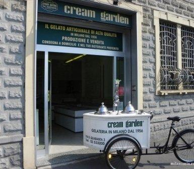 Cream Garden Milano