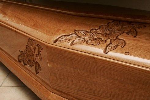 Lavori di incisione legno