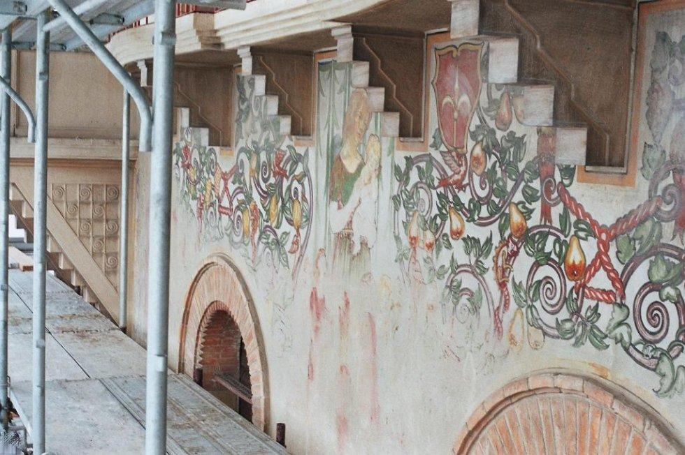 Dipinti murali,