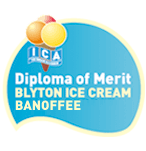 Diploma of merit  Blyton ice cream