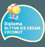 Diploma Blyton ice cream coconut