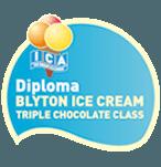 Diploma Blyton ice cream triple chocolate