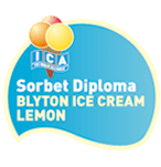 Diploma Blyton ice cream lemon