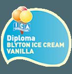 Diploma Blyton ice cream vanilla