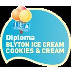 Diploma of merit  Blyton ice cream cookies and cream