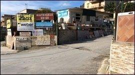 negozio di materiale per edilizia