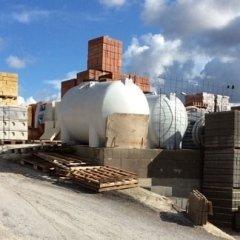fornitura cisterne