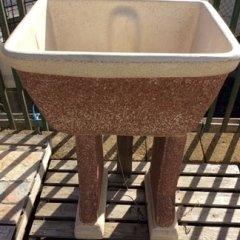 lavabo per esterni