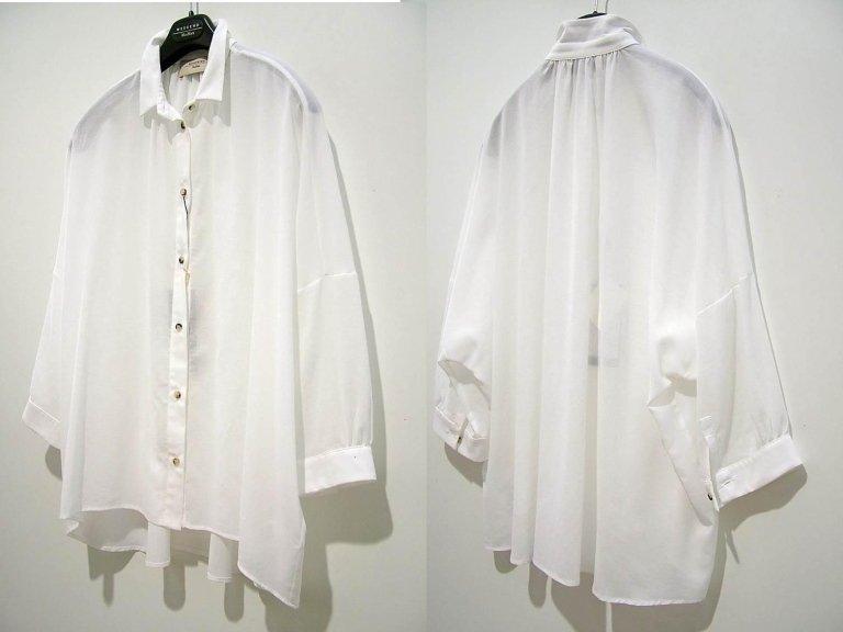 camicia bianca leggera