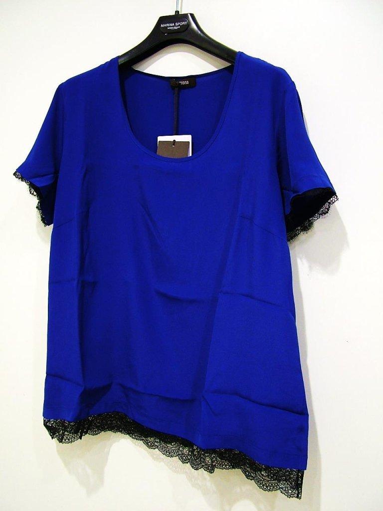 maglia blu elettrico