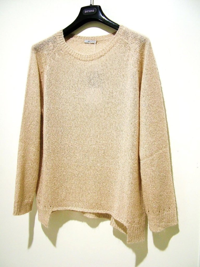 maglia beige