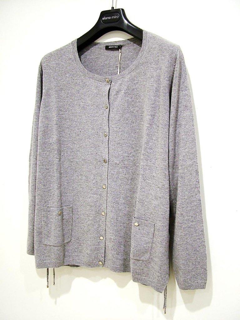 maglia grigia
