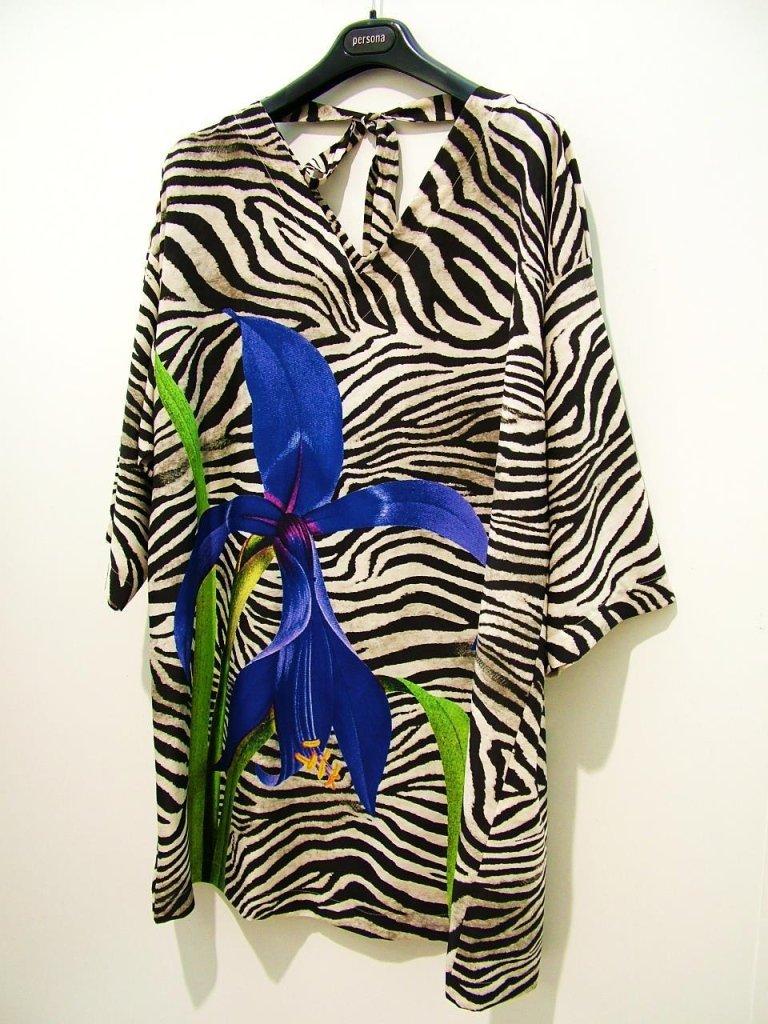 maglia zebrata