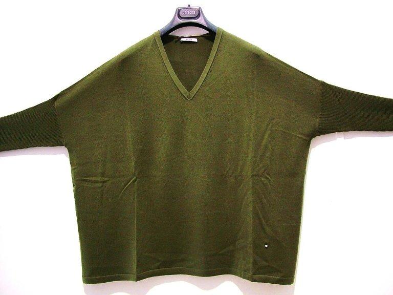 maglia scatola verde