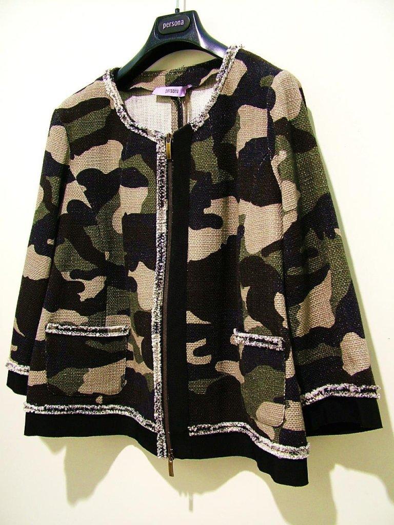 giacca primaverile militare