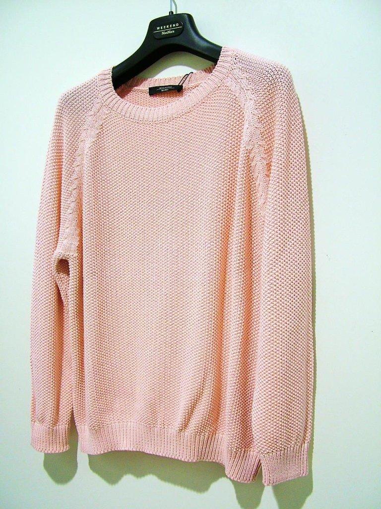 maglia manica lunga rosa