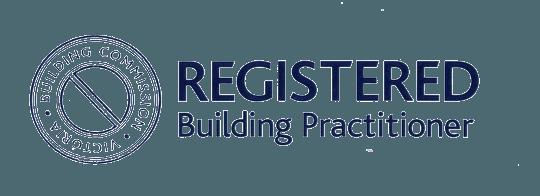 registered building practioner