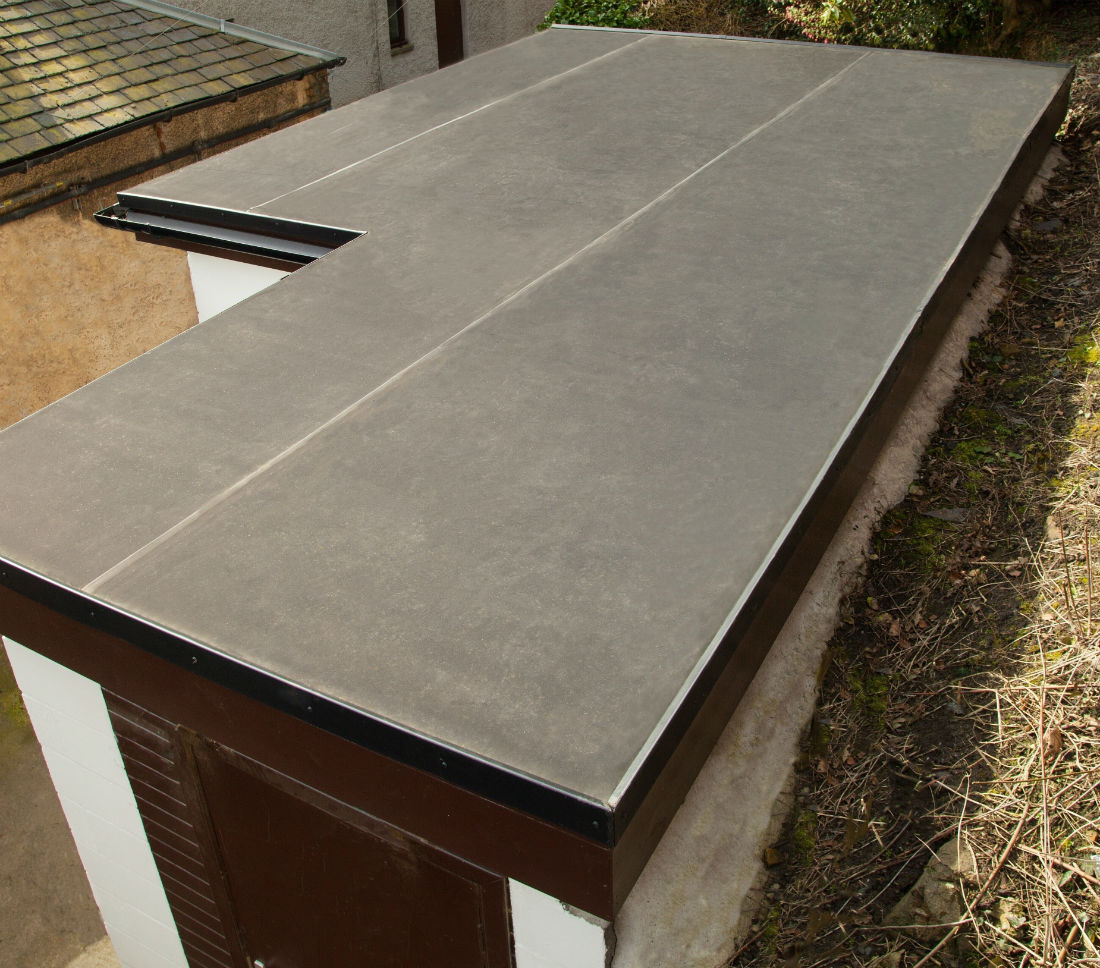 Flat Roofing Products And Insulation Supplied In Forfar