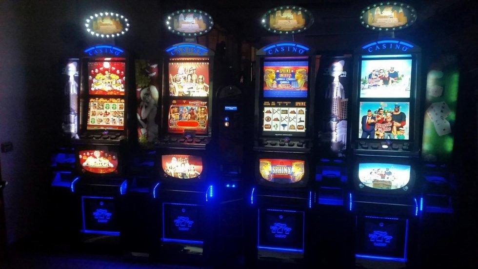 slot machine noleggio