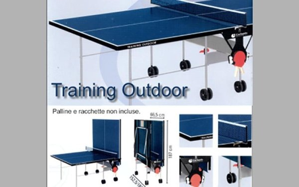 ping pong outdoor