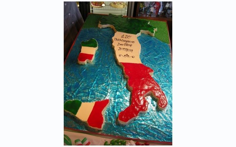 torta anniversario italia