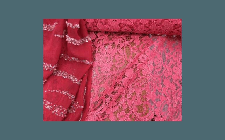 tessuti per abiti sera