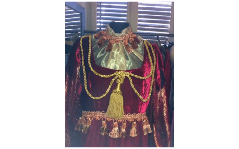 costume medioevale