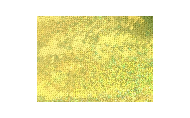 tessuto con paillettes