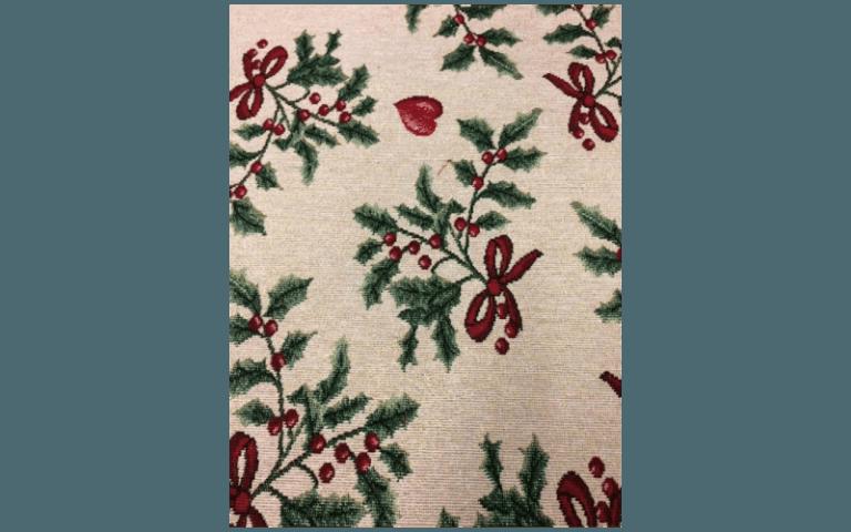 stoffa natalizia