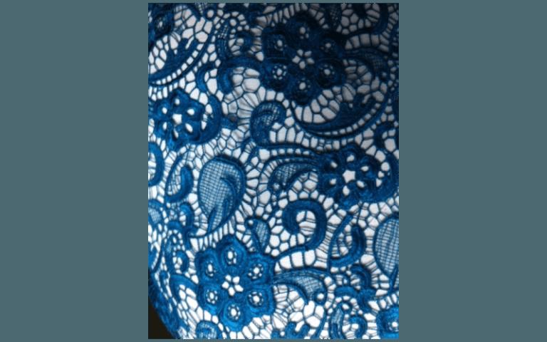 pizzo blu