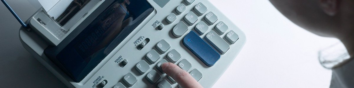cma chartered accountants using adding machine
