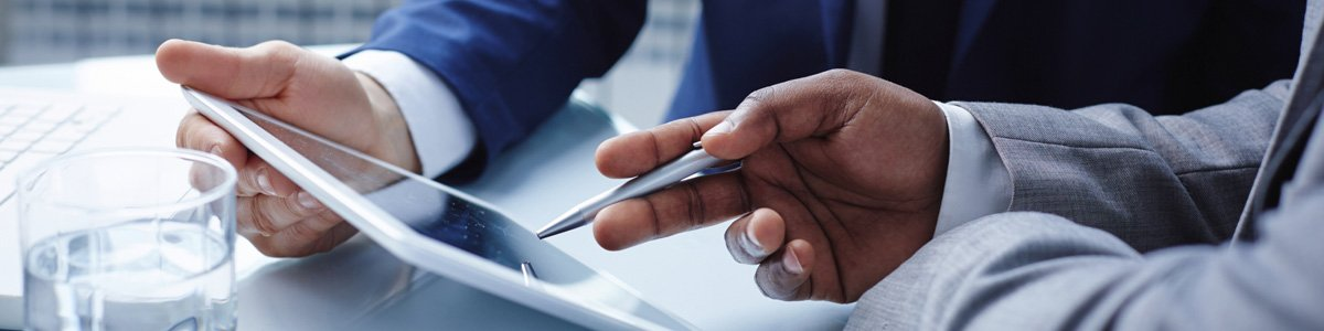 cma chartered accountants bussiness plan on touch pad