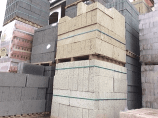 Breeze Blocks & Concrete Blocks