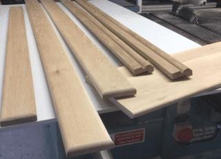 custom-made joinery