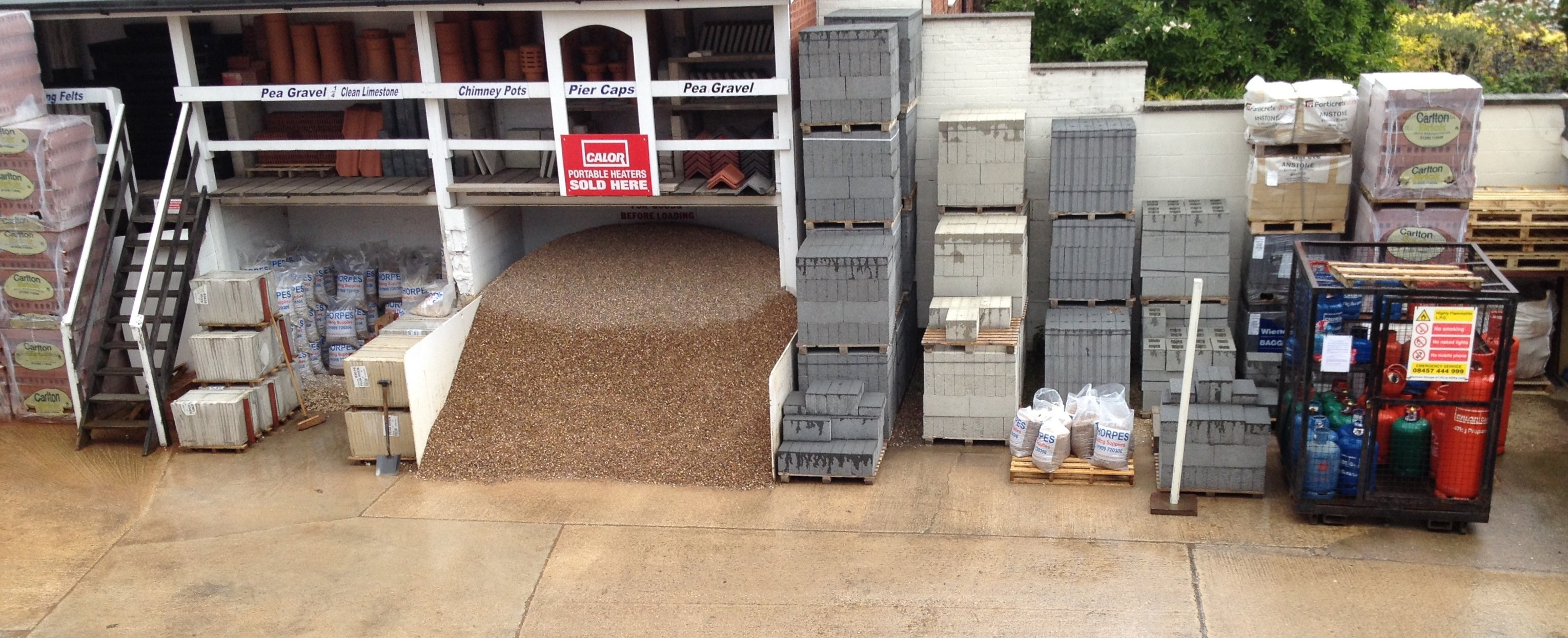 Aggregates and Building Supplies