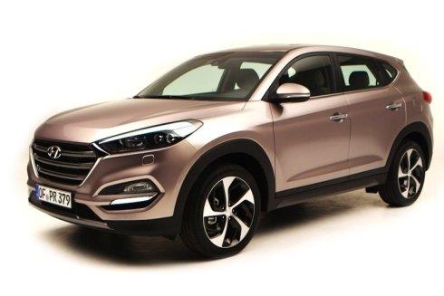 nuova Hyundai Tucson cosenza