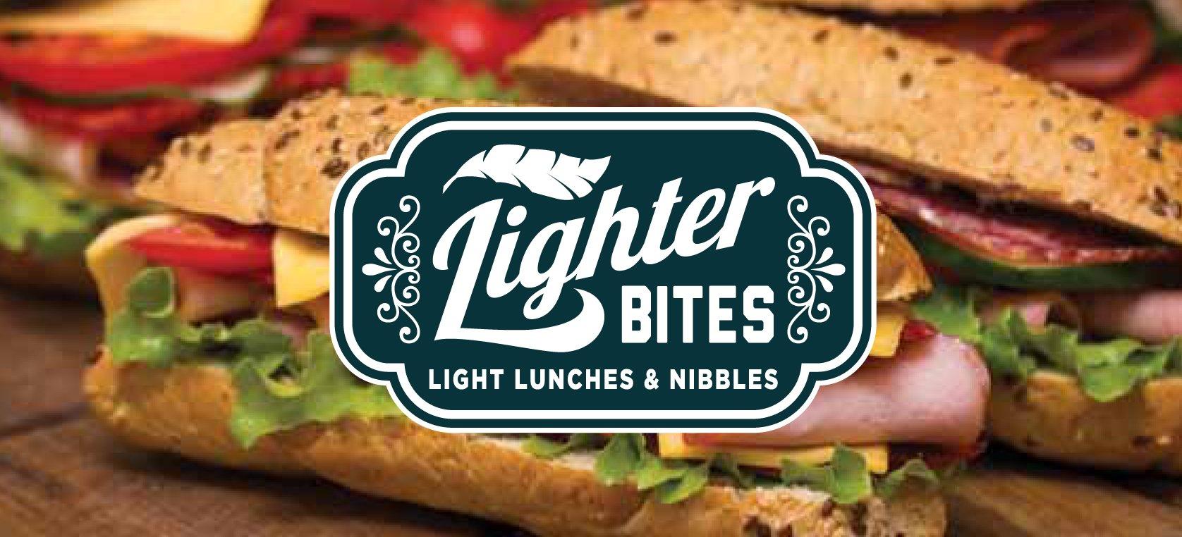 light lunch menu
