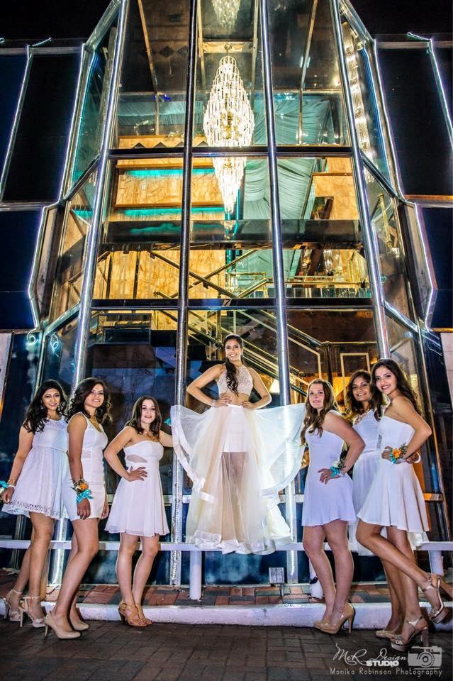 Ariana Waterfall Full Service Venue