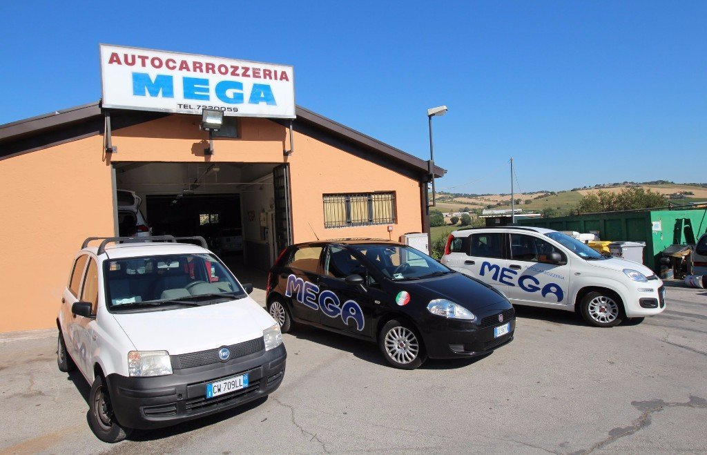 auto sostitutive Mega