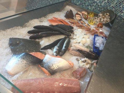 prodotti pescheria