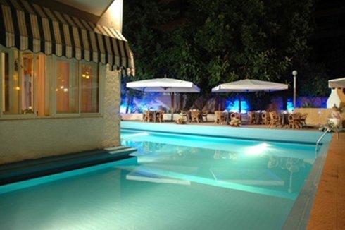 piscina Hotel Flamingo Gaeta Latina