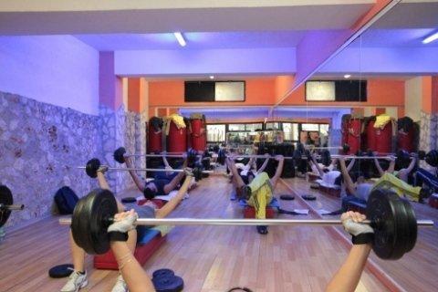 fitness Hotel Flamingo Gaeta Latina
