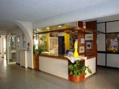 reception Hotel Flamingo Gaeta Latina