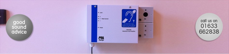 Image showing Induction Loop facility symbol for induction loops & hearing systems by Simcol Communications
