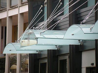 Coperture in vetro a Codevigo