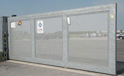 Cancelli e recinzioni in acciaio a Codevigo