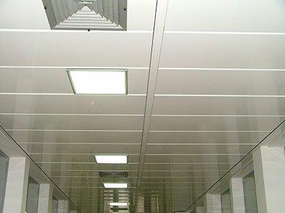 Lavorazioni in alluminio per gli ufficci a Codevigo