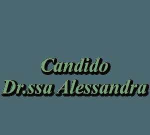 Candido dr.ssa Alessandra