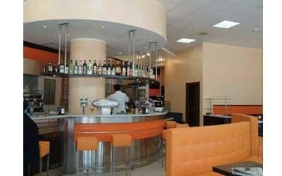 Bancone bar inox