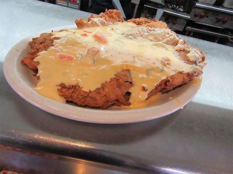 Chicken Fried Steak San Antonio, TX